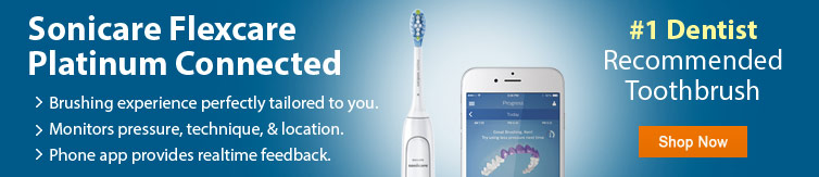 Sonicare Flexcare Platinum Connected