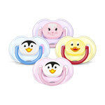 Click here for Avent SCF182/23-4 Pack Animal Pacifiers prices
