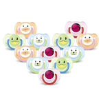 Avent SCF182/24-12 Pack Animal Pacifiers