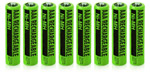 Philips Battery for Philips NiMH AAA (8-Pack) NiMh AAA Batteries 4-Pac