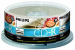 Philips CR7D5LB25/17 25 Blank CD Pack